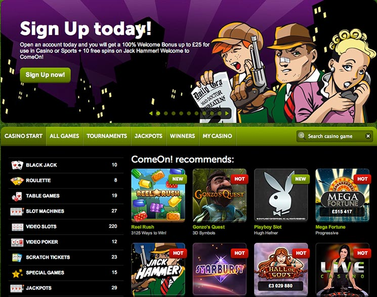 Top NetEnt Casinos