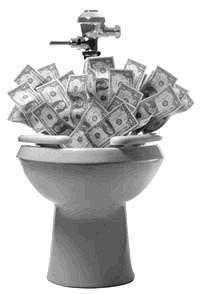 toiletflushing