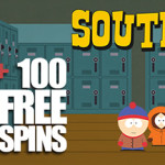 377Bet Casino offers 100 South Park Free Spins with welcome bonus