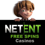 NetEnt free spins casinos 2017 full list