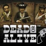 Dead or Alive Free Spins at Guts Casino this weekend