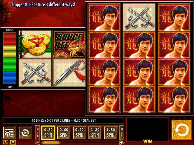 Bruce Lee Slot