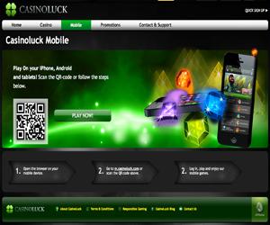 Casino Luck Mobile Casino
