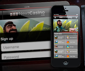 Next Casino Mobile Casino