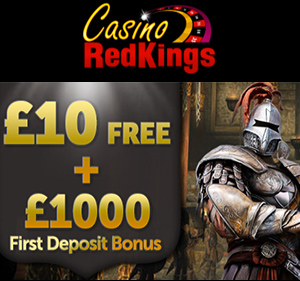 RedKings Casino - No Deposit Bonus