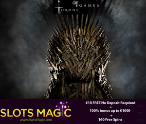 SlotsMaGic - No Deposit Free Spins