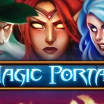 5 No Deposit Free Spins on Magic Portals at Guts Casino
