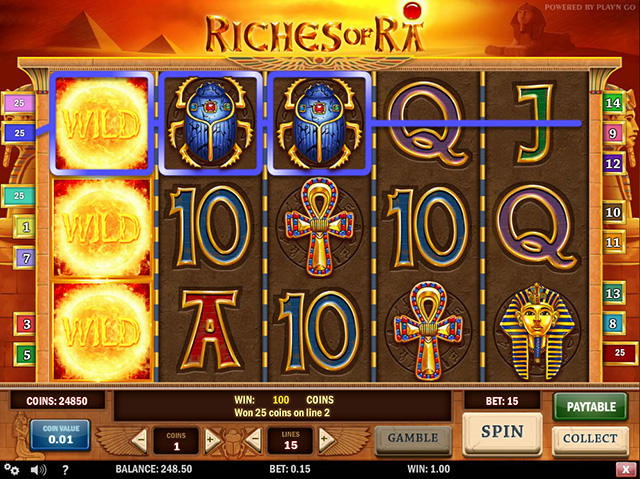 best paying online casino buck of ra