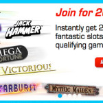Need a Pick me up?Bingo.com has 20 UK FreeSpins No Deposit on 10 Slots
