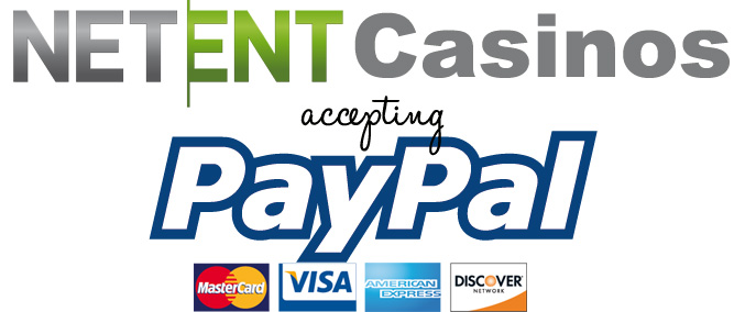 which online casinos take paypal