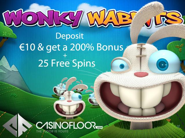 free online slots bonus wonky