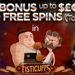 Next Casino 100 FreeSpins on Fisticuffs, Elements or Starburst