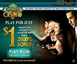 Nostalgia-Casino
