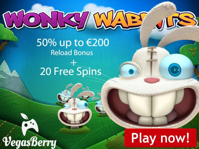 online vegas casino wonky
