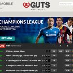 Guts Sports Betting launches with competitive odds