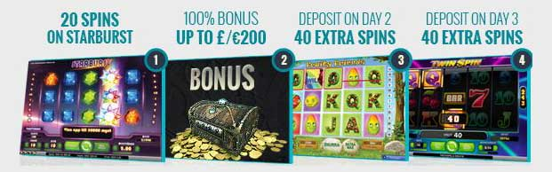 Viking Slots Casino Review - 80 Extra Spins