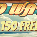 iGame Casino offers 150 Free Spins on the Wild Water Slot in All Week Schedule
