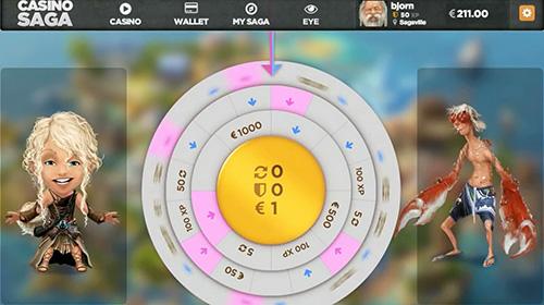 Casino saga xp