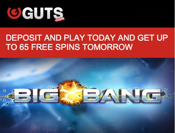 Big Bang Freespins