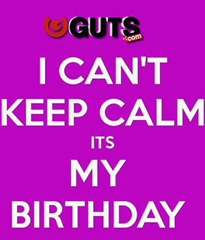 Guts Casino - Its my birthday