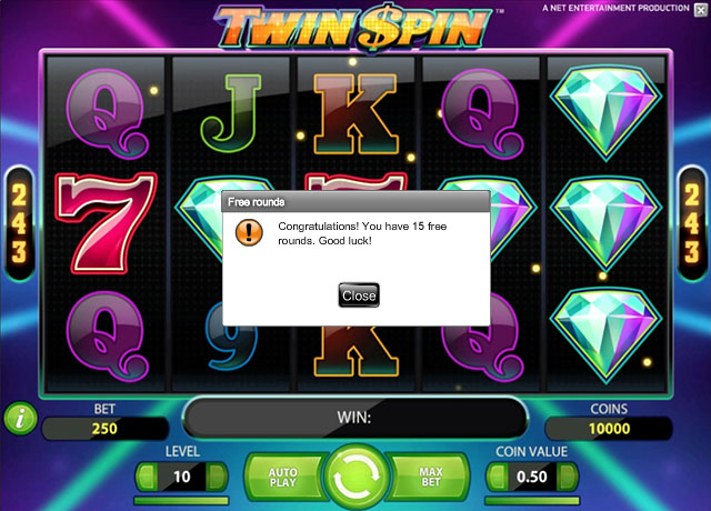 Free Spins No Deposit No Wagering Requirements