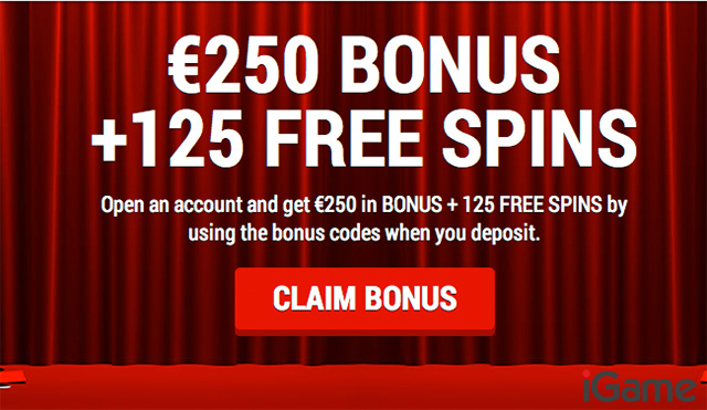 Igame Casino Relaunches With New 125 Free Spins Welcome Offer