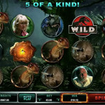 Jurassic Park Slot by Microgaming coming Aug 2014 [Video Added]