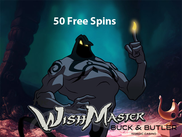Wishmaster slot free spins Buck and Butler