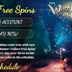 300 Wishmaster free spins available at iGame Casino