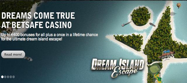 Dream Island Escape Promotion
