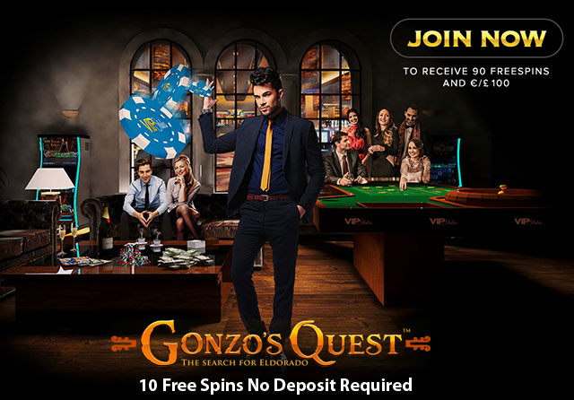 Gonoz Quest Free Spins No Deposit Required-VIPSTAkes