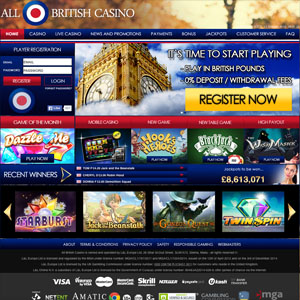 All-British-Casino-Exclusive-100-Lights-FreeSpins