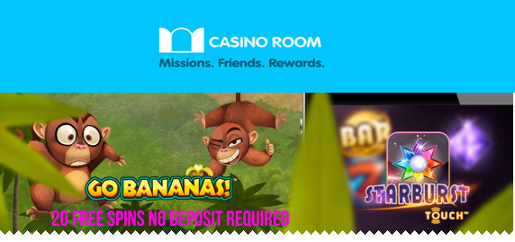 Go Bananas Free Spins No Deposit Required