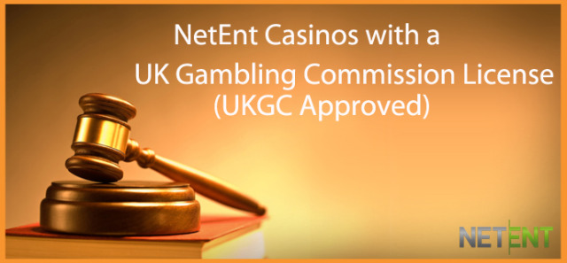 Netent Casinos with a UK Gambling License