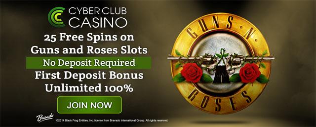 CyberClub Casino Review