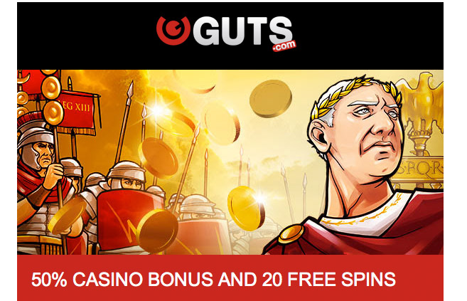 guts casino bonus codes 2017
