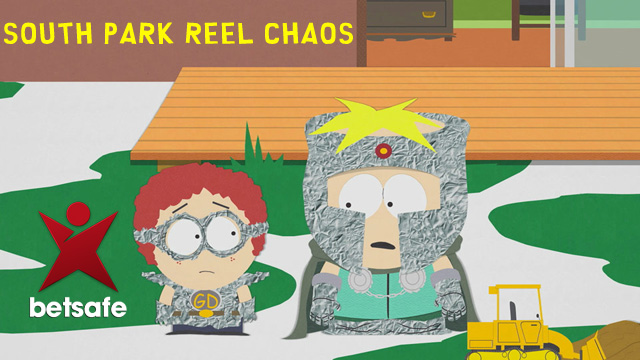 South Park Reel Chaos | Betsafe Casino