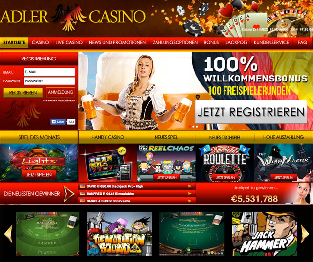 online casino free spins online casino germany