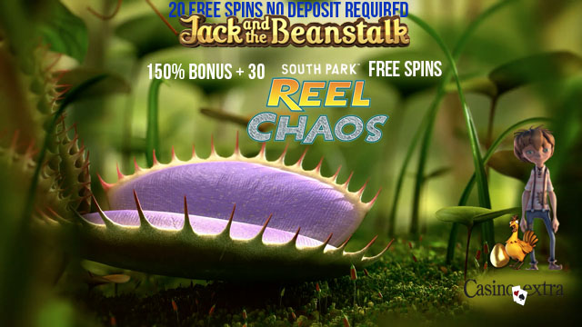 20 Jack And The Beanstalk Freespins No Deposit Needed