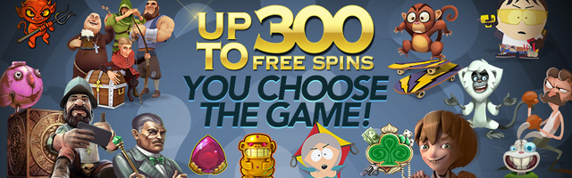 VIPSTAKES - 300 Free Spins Available