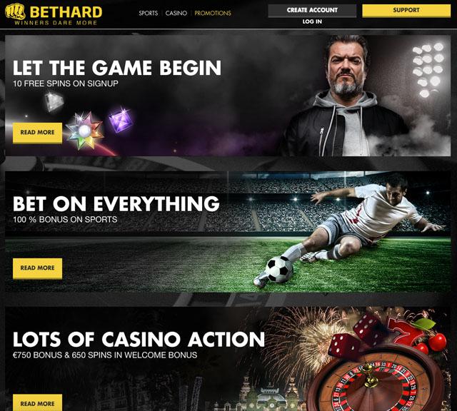 BetHard-Casino
