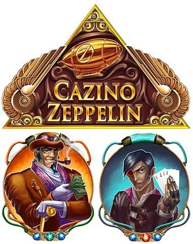 Cazino Zepellin Slot by YggDrasil Gaming