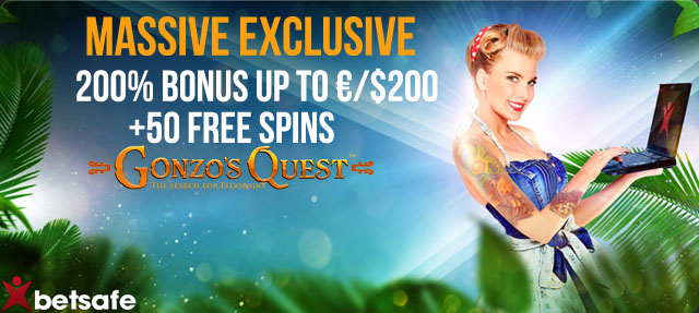 NEW-Betsafe-50-Gonzos-Quest-Free-Spins