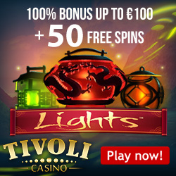 Tivoli Casino - 50 Lights Free Spins