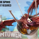 10 No Deposit Steam Tower Free Spins available at Tivoli Casino