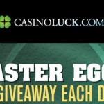 Free Spins, iPads, XBox Ones & Cash Bonuses available at NeXt Casino & CasinoLuck this Easter Weekend