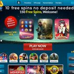 EUCasino – 100% up to €/£100 and 15 free spins (no wagering)
