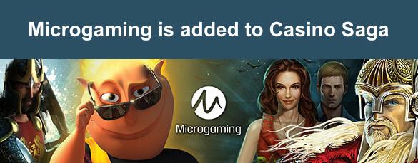 CasinoSaga-Microgaming