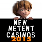 New NetEnt Casinos 2015 | List of Over 40 New Casinos | UPDATED
