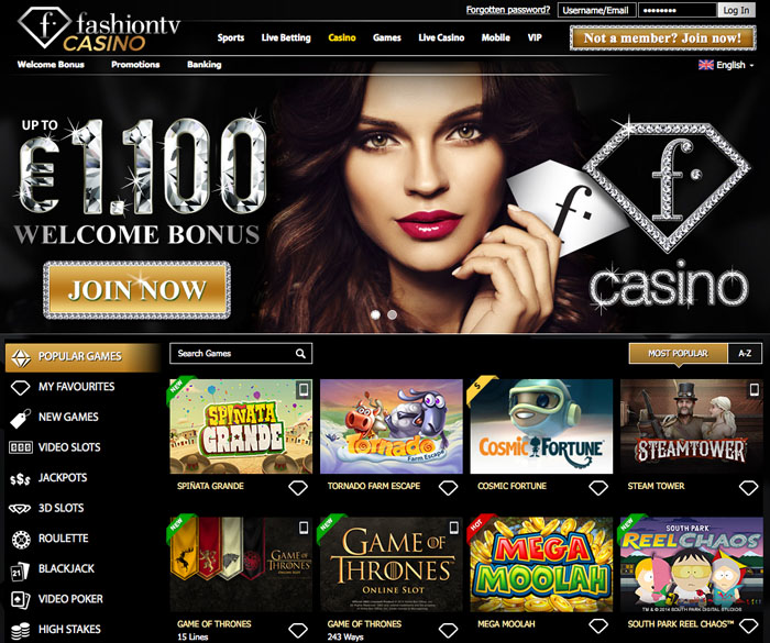 FashionTV Casino Review